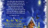 Xướng Họa: Giáng Sinh Buồn & Mừng Noel Xứ Lạ