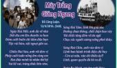 Tháng Tư Mây Trắng Giăng Ngang