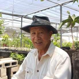 """Chuyện cây trái của ông chủ """"vườn cây nhiệt đới số 1 miền Tây nước Mỹ"""""""