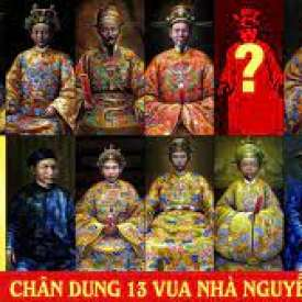 13 Vua Nhà Nguyễn - Chân Dung Các Vị Vua Và Những Biến Cố Lịch Sử | BÍ ẨN SỬ VIỆT