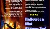 Halloween Nhớ Phương Trời