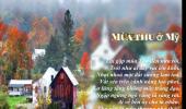 Mùa Thu Ở Mỹ (Thơ tranh) & Tám Mươi Năm Tính Sổ (Thơ )