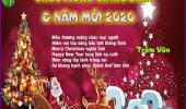 Chúc Mừng Giáng Sinh & Năm Mới 2020